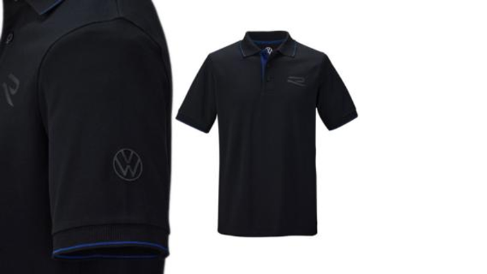 VW R Herren Polo Shirt, Gr. M