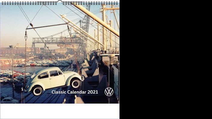 Volkswagen Klassik Kalender