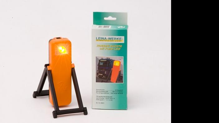 Warnblinkleuchte LED mit Dauerlicht
