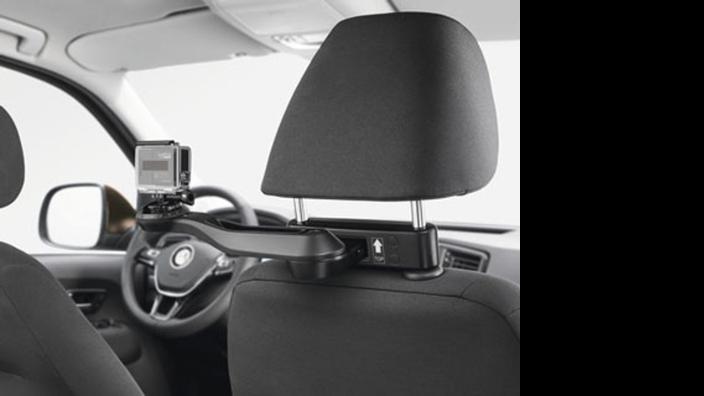 Volkswagen Action-Kamera-Halter für Reise- & Komfortsystem
