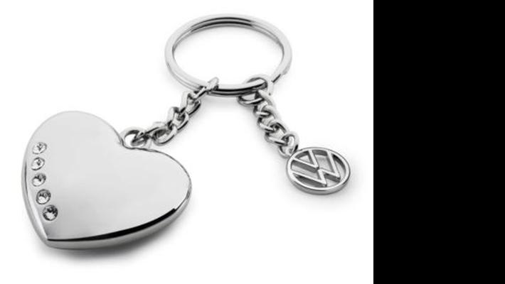VW Schlüsselanhänger 'drive safe'