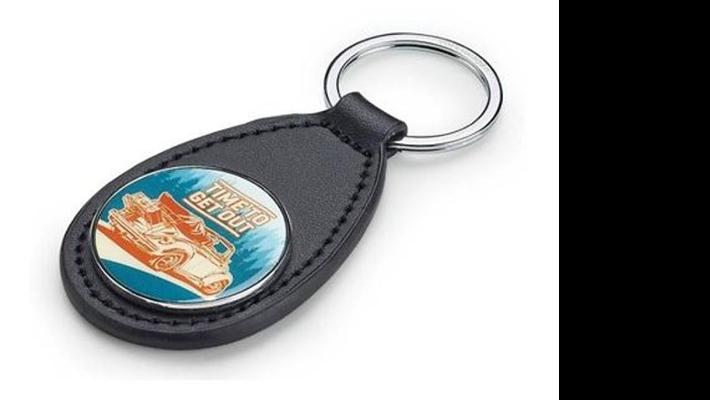 VW Heritage Schlüsselanhänger, Käfer