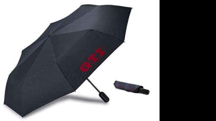 Volkswagen GTI Regenschirm, vollautomatisch