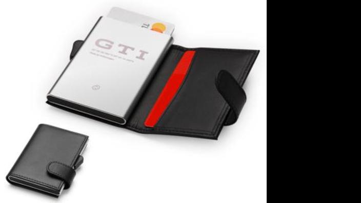 Volkswagen GTI Kartenetui, RFID Schutz