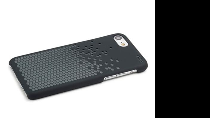 Volkswagen GTI iPhone 7 Handyhülle, mattschwarz