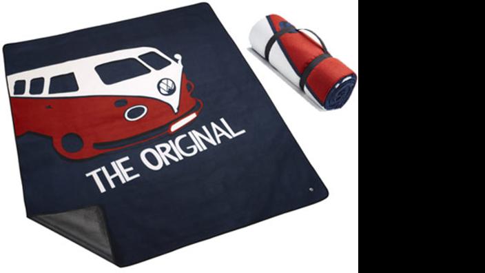 Volkswagen Bulli Picknickdecke