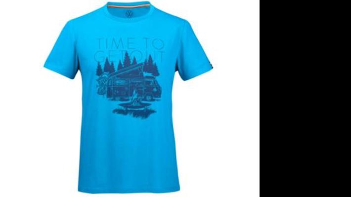 VW Heritage Herren T-Shirt, T2, Gr. L