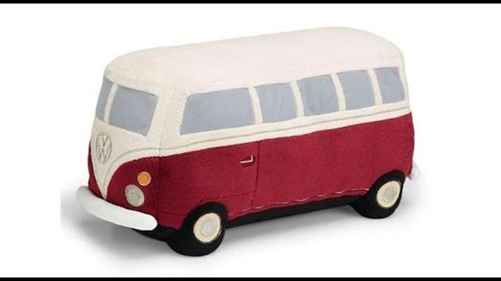 Plyšový autobus T1