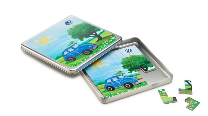 Volkswagen Magnetspiel für Kinder