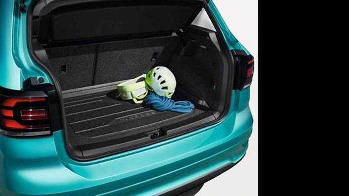 Volkswagen Gepäckraumeinlage für Fahrzeuge mit Basis-Ladeboden