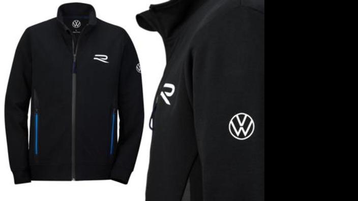 Volkswagen R Herren Sweatjacke, Gr. M