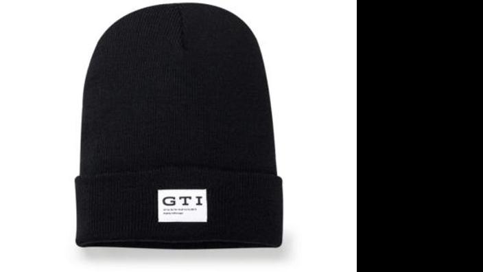Volkswagen GTI Mütze, schwarz