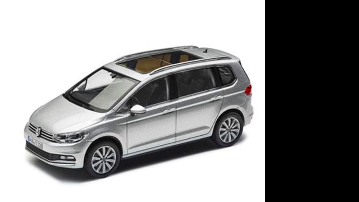 Volkswagen Touran Modellfahrzeug 1:43