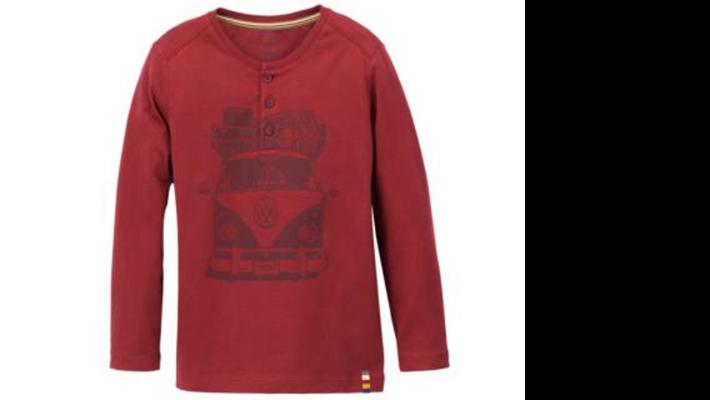 VW Heritage Kinder T-Shirt, Gr. 140/146