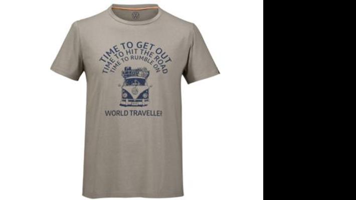 VW Heritage Herren T-Shirt, T1, Gr. S
