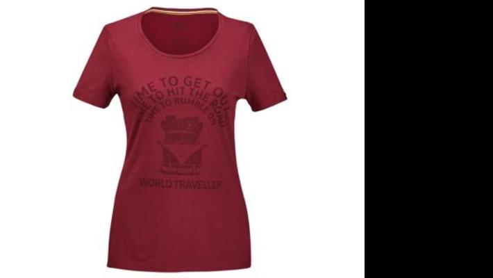 VW Heritage Damen T-Shirt, T1, Gr. XL