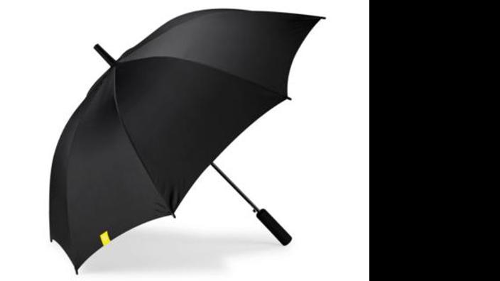 Deštník, skládací s logem Golf 8