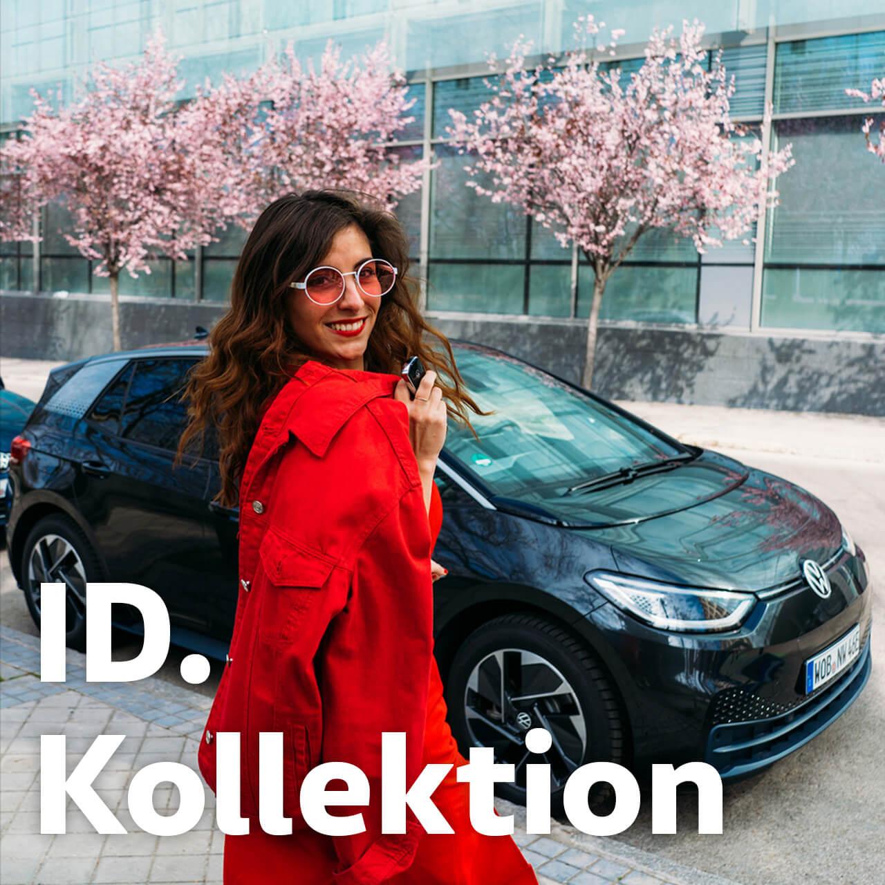 VW ID. Kollektion
