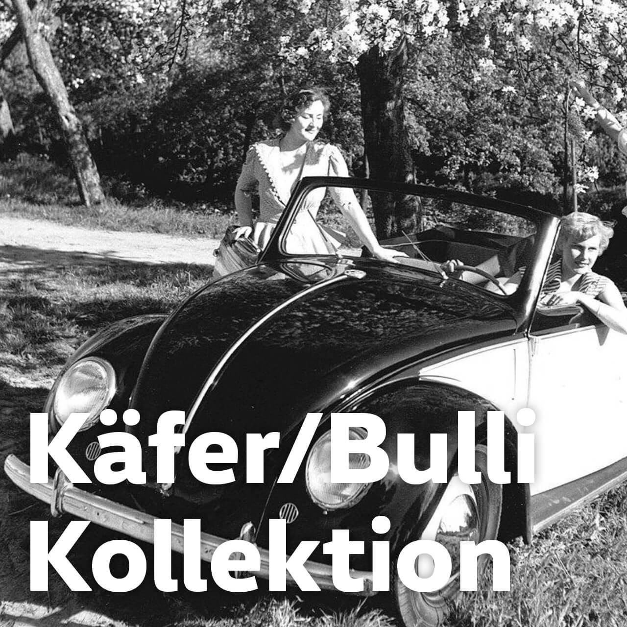 VW Bulli / Käfer Kollektion