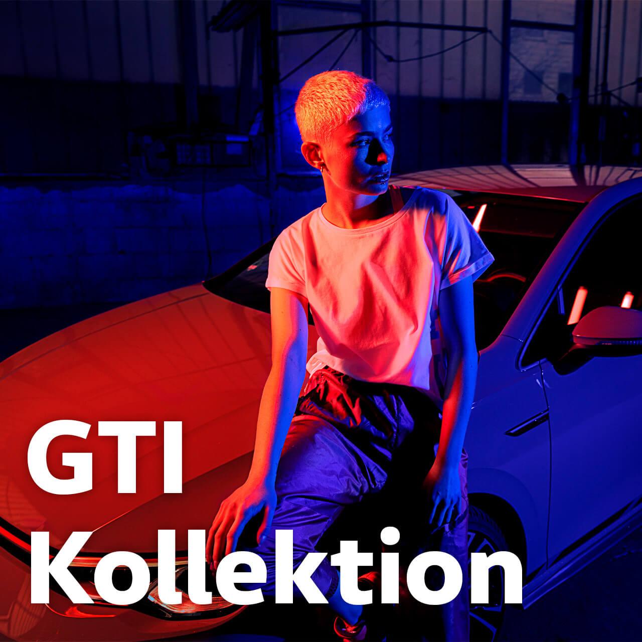 VW GTI Kollektion